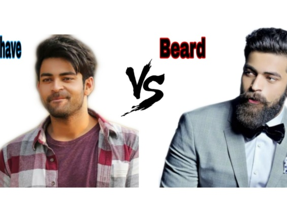 Beard VS No Beard: Know Which is Better For You
