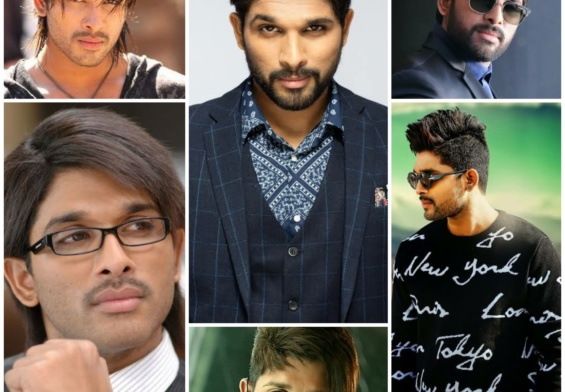 Top Allu Arjun Hairstyles and How To Get Them