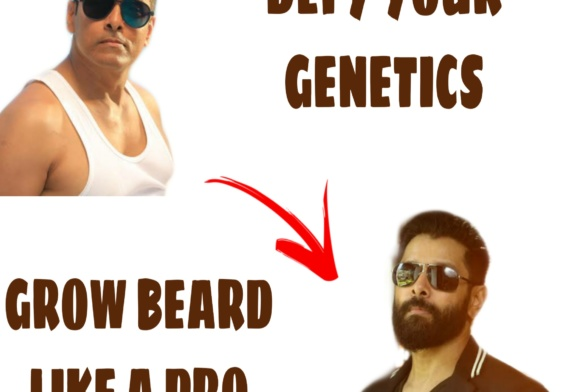Get Beard Growth Week By Week