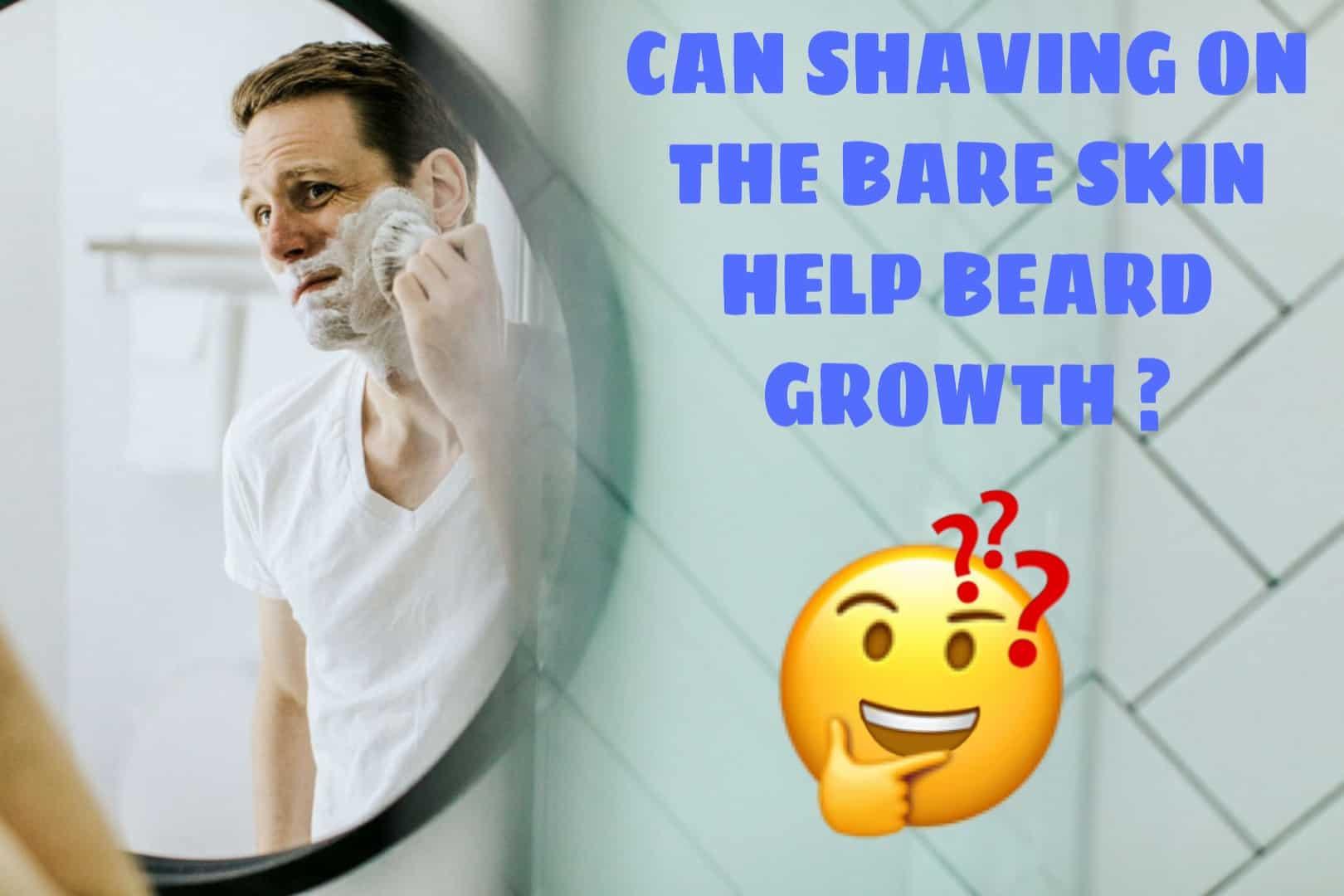 Does Shaving Everyday Help Beard Growth?