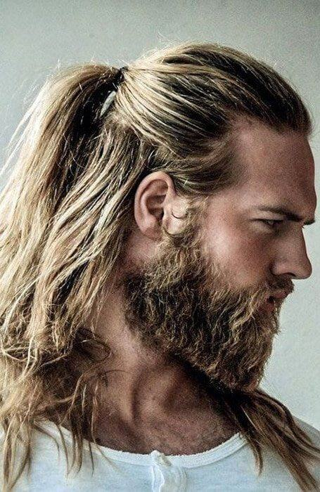 How To Style Long Hair For Men: Everything You Need To Know
